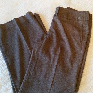 Chadwicks Size 8 Tweed Style Career Pants NWT